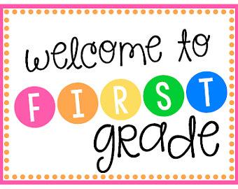 Pearl, Alexis / First Grade DVOA Welcome