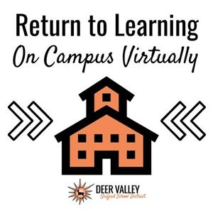 return to learning on campus virtually