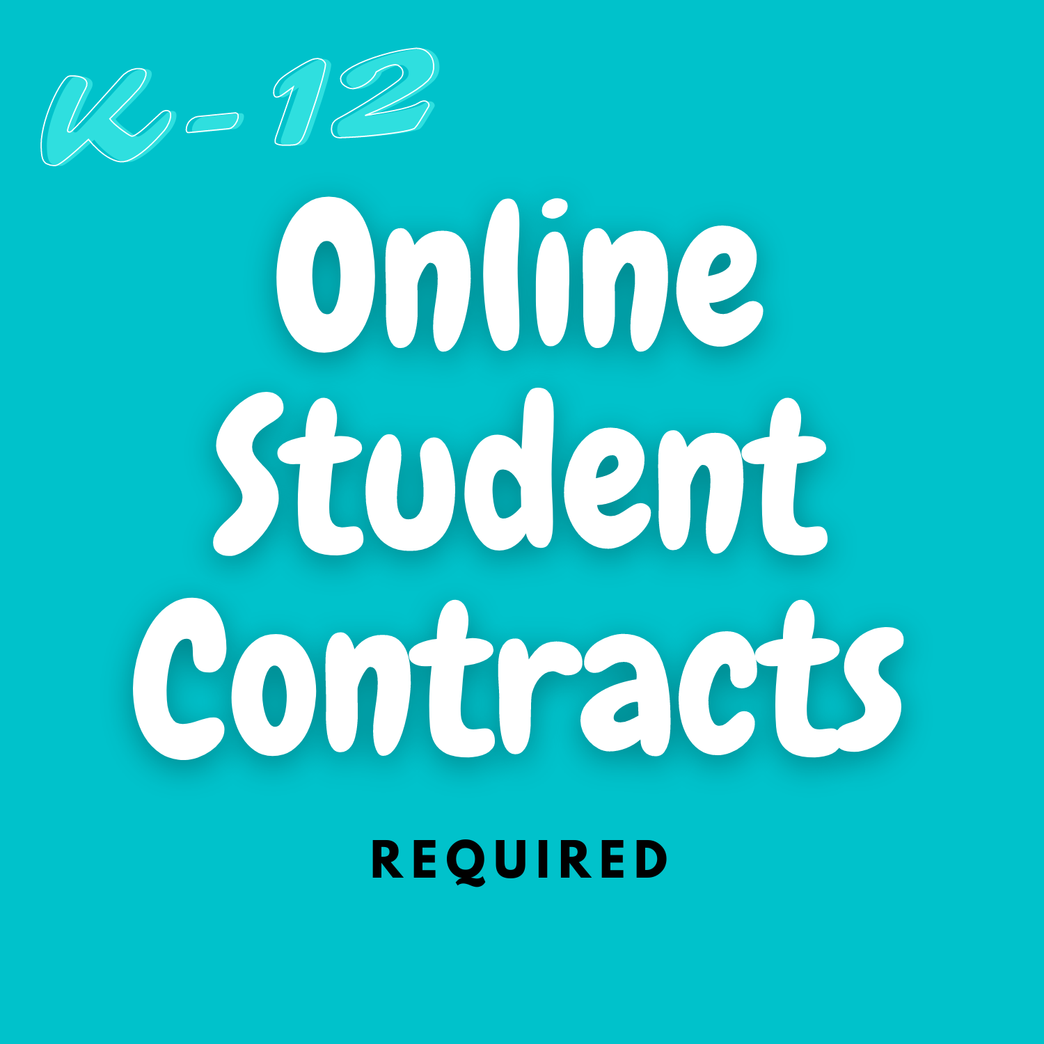 Online Student Contract
