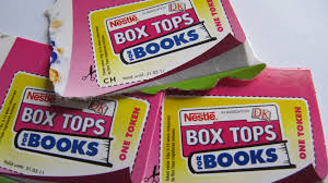 Box Tops Collection!