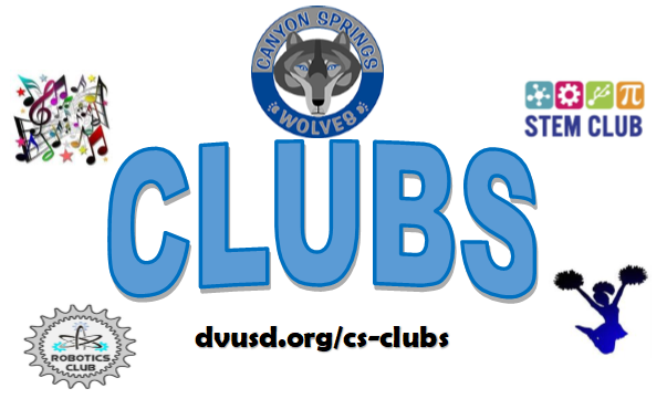 Join a CS Club!