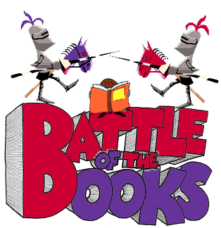 Battle of the Books 1st Battle!