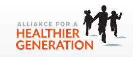 Link to Alliance for a Healthier Generation