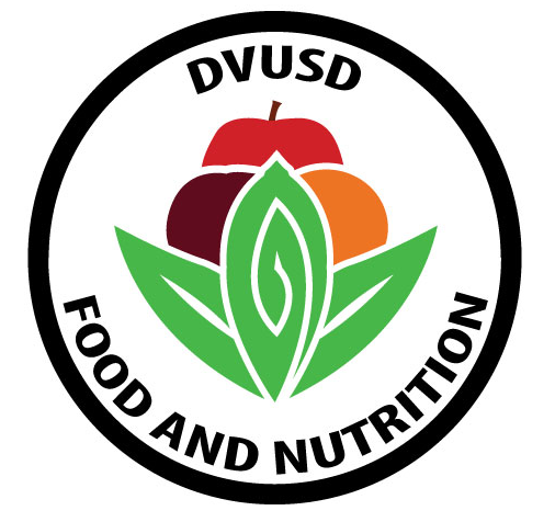 DVUSD Food and Nutrition Logo