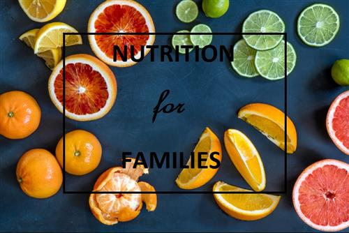 Nutrition for families