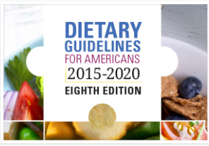 Link to Dietary Guidelines for Americans