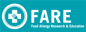Link to FARE (Food Alleregy Research and Education)