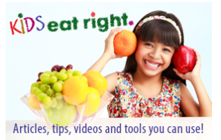 Link to Kids Eat Right