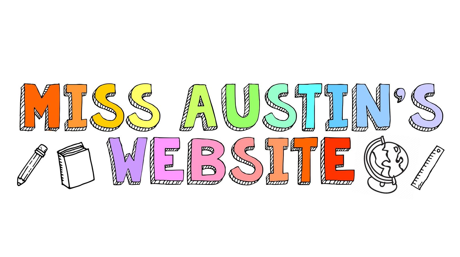Miss austins website