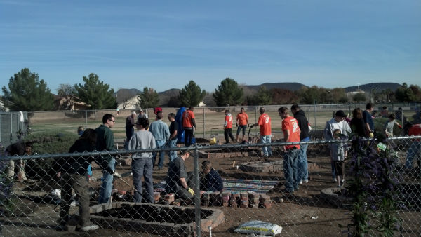 Arrowhead Home Depto led the community