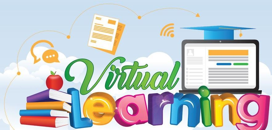Jan. 2021 Virtual Learning Schedule