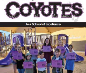 Coyotes - March Issue
