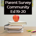 Parent Community Ed Survey 19-20