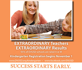Kindergarten Registration Now Underway