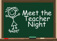 Elementary Back to School Night