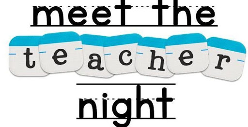 Virtual Meet the Teacher Night: Thursday, July 30