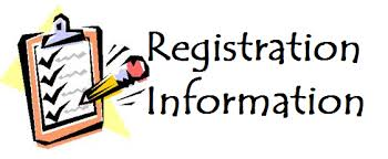 School Registration Happening Now