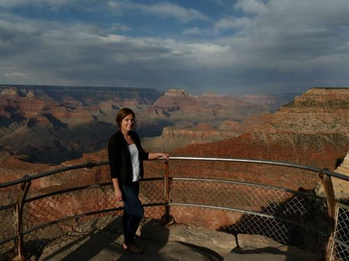 My first trip to the Grand Canyon!