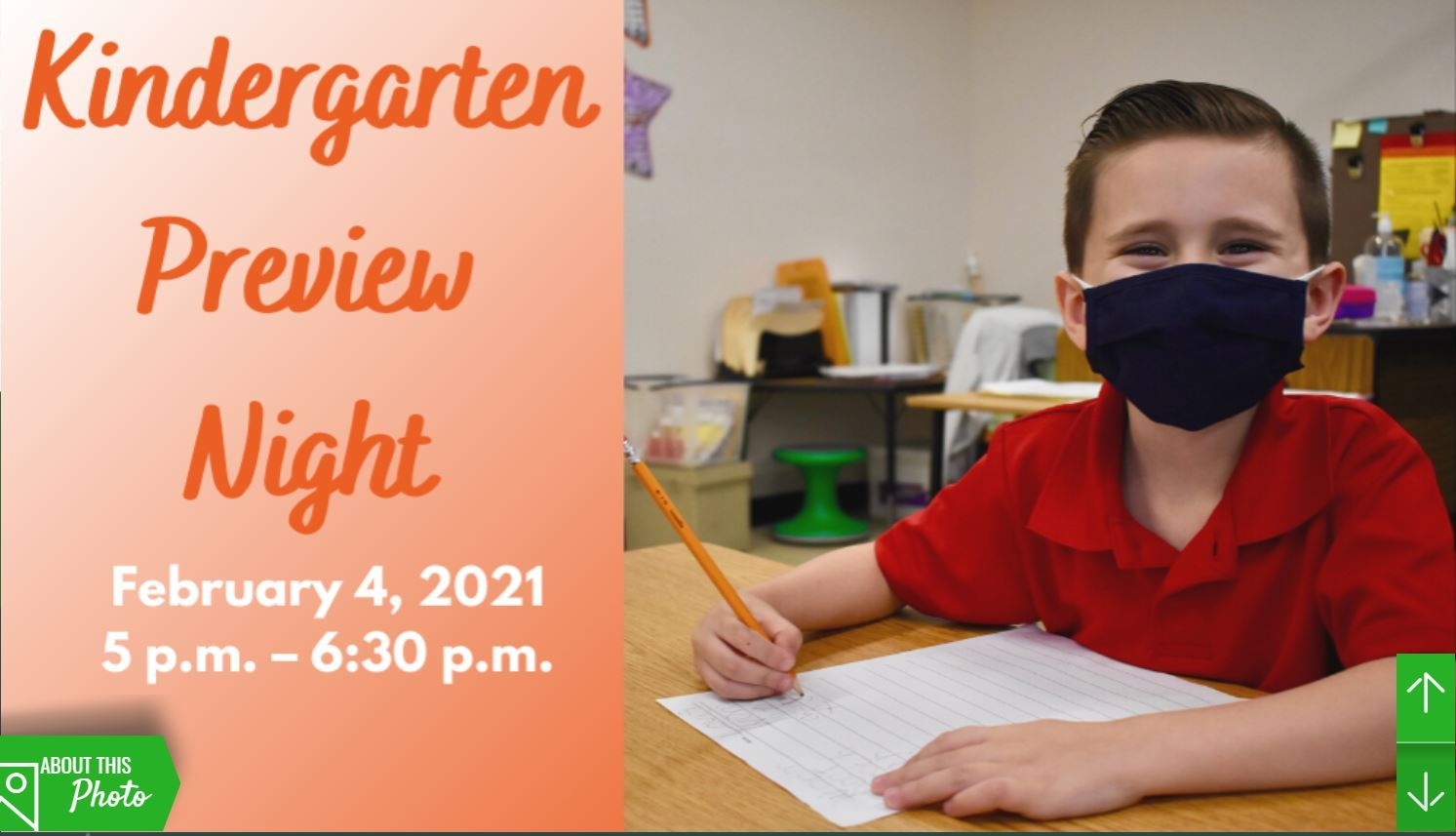 Kindergarten Preview Night Recording