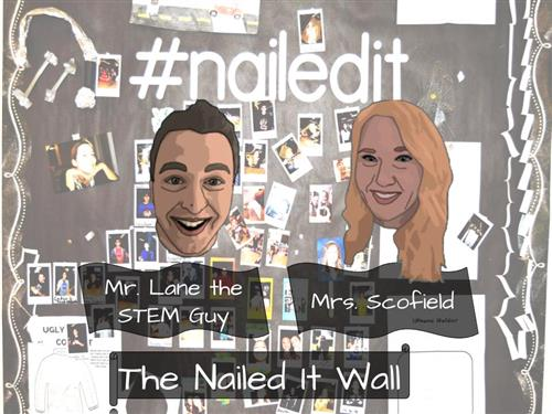 The Nailed It Wall Podcast