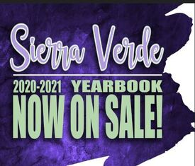 2020 - 2021 Yearbooks are Now on Sale