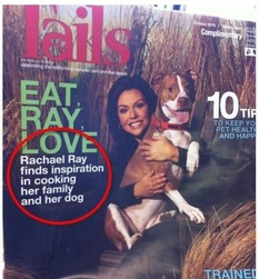 Do you think good grammar doesn't make a difference?  Just ask Rachael Ray's pets!
