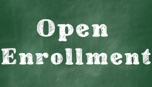 Open Enrollment Application Submission
