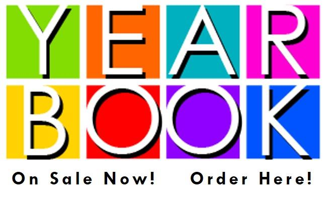 Yearbooks On Sale Now! Pre-Order Today!