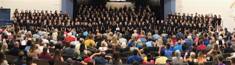 Highland Lakes Choir