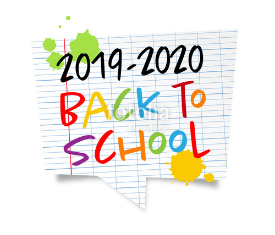 Back to School August 7, 2019