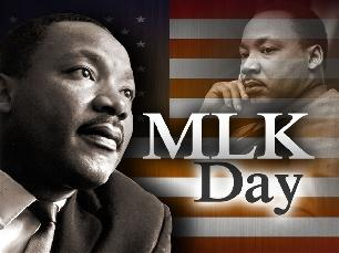 No School- Martin Luther King Day-January 21st