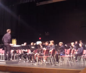 8th Grade Band - Excellent Rating