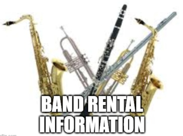 Band Rental Information