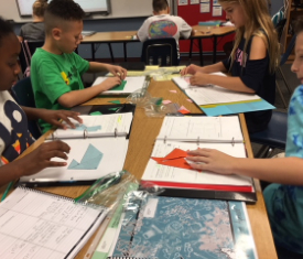 Manipulatives with Math