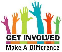 Get Involved Make a Difference