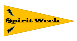 Home Learning Spirit Week