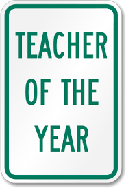 2018-2019 Teacher of the Year Nominations