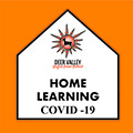 Home Learning Covid - 19 with Deer Valley Logo
