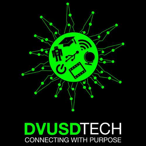 DVUSD Tech Graphic image