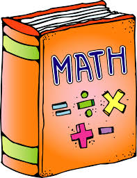 Math book decoration image