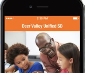 DVUSD's New Mobile App