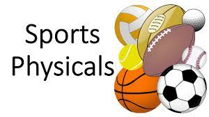 game balls and words sport physicals