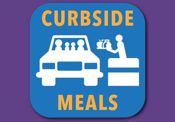 January School Curbside Meal Service