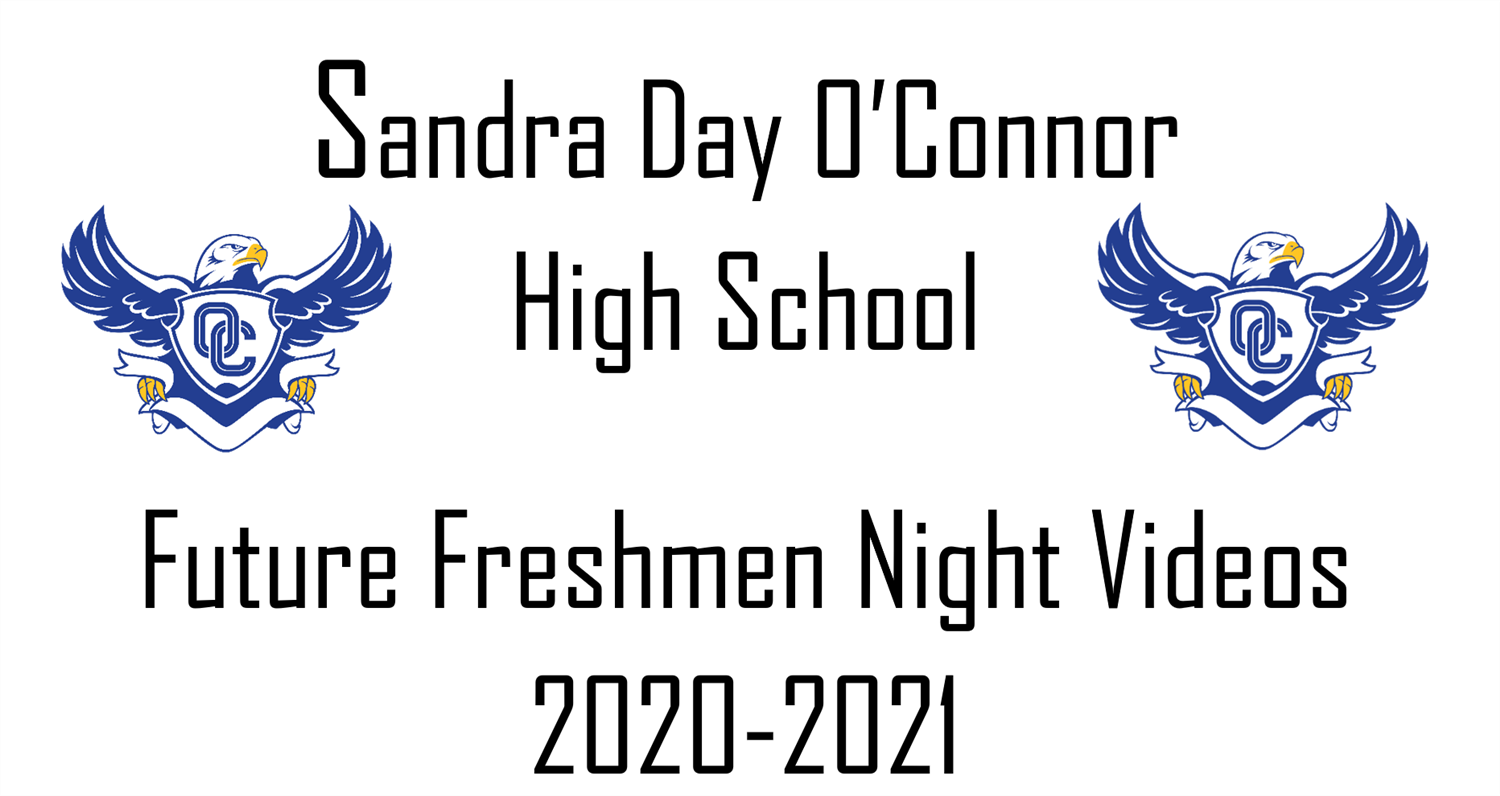 Future Freshman Night 2020-2021