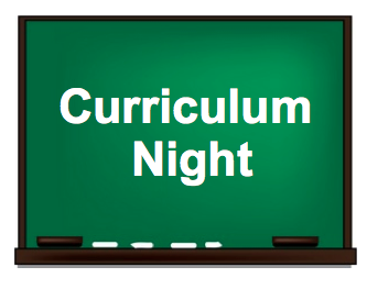 8th Grade Parent Curriculum Night