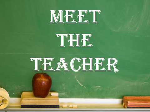 Meet The Teacher Night is Thursday, August 16, 2018
