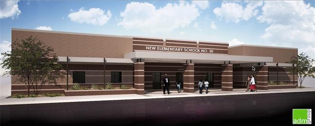 Elementary 30 rendering