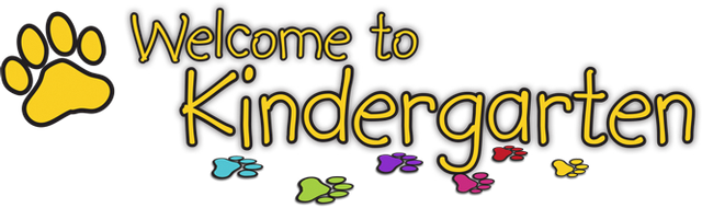 Kindergarten / Welcome to 2020-2021 Kindergarten