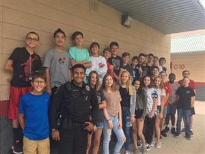 6th Period and Officer Gonzalez