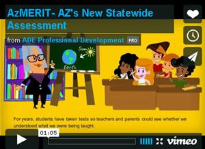 Watch a Video on AzMerit